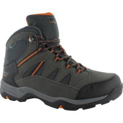 Hi-Tec BANDERA II MID WP CHARCOAL/GRAPHITE/BURN ORANGE 46